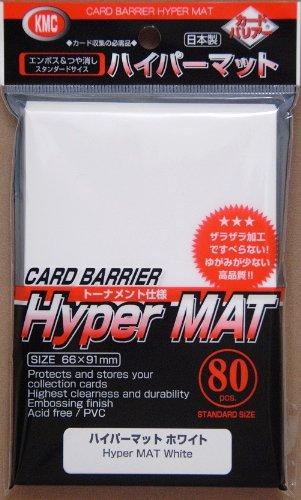 KMC Hyper MAT White
