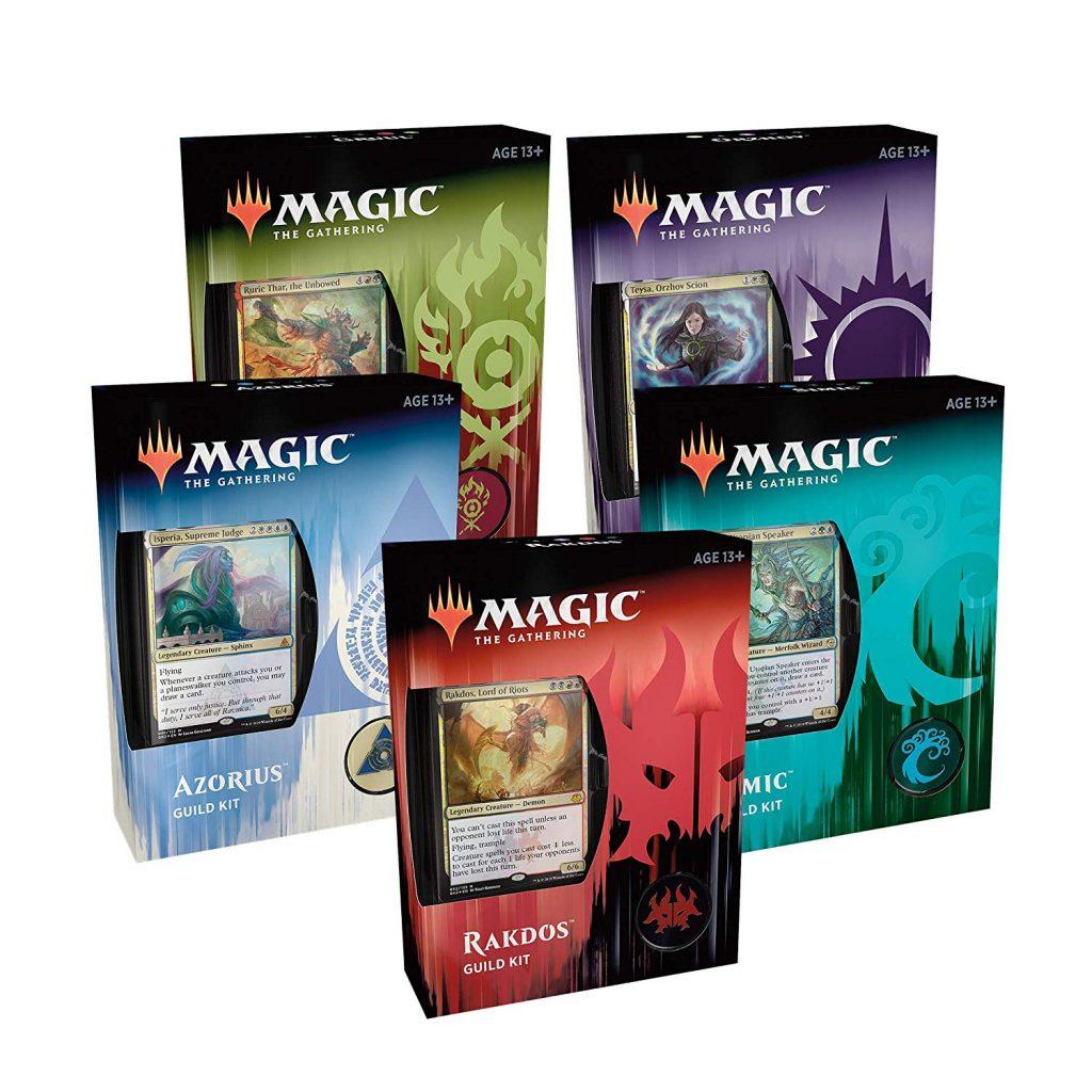One Full Set of Guild Kits